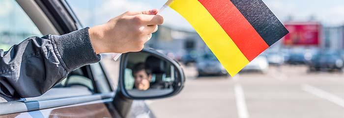 German driver license